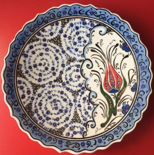 Haliç-Lale Desenli Tabak